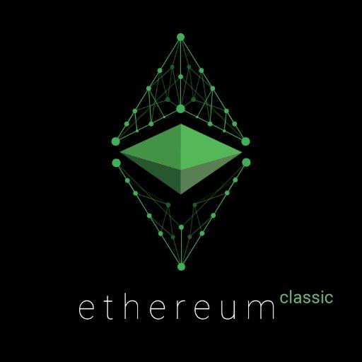 ethereum classicロゴ